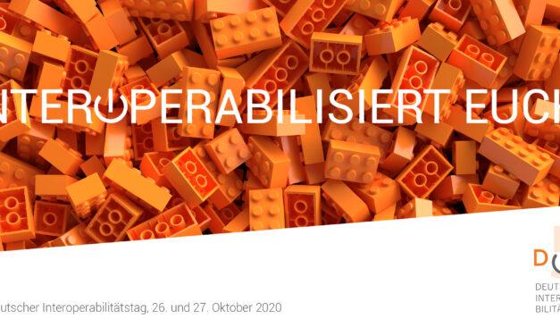 Stark in der Vernetzung: 5. Deutscher Interoperabilitätstag ist führende Fachtagung für mehr Interoperabilität im Gesundheitswesen