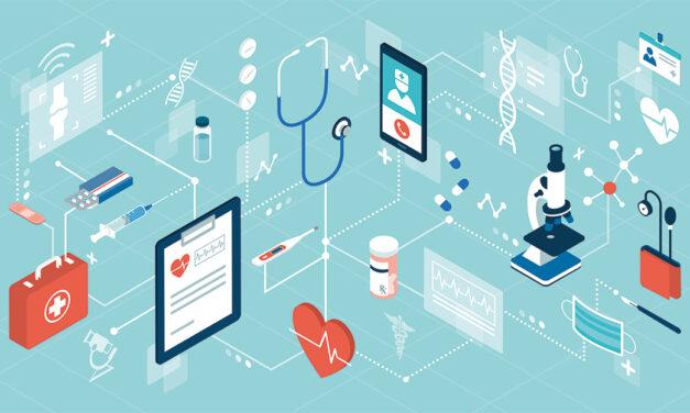 Neue Digitalplattform zur Vernetzung des Gesundheitswesens