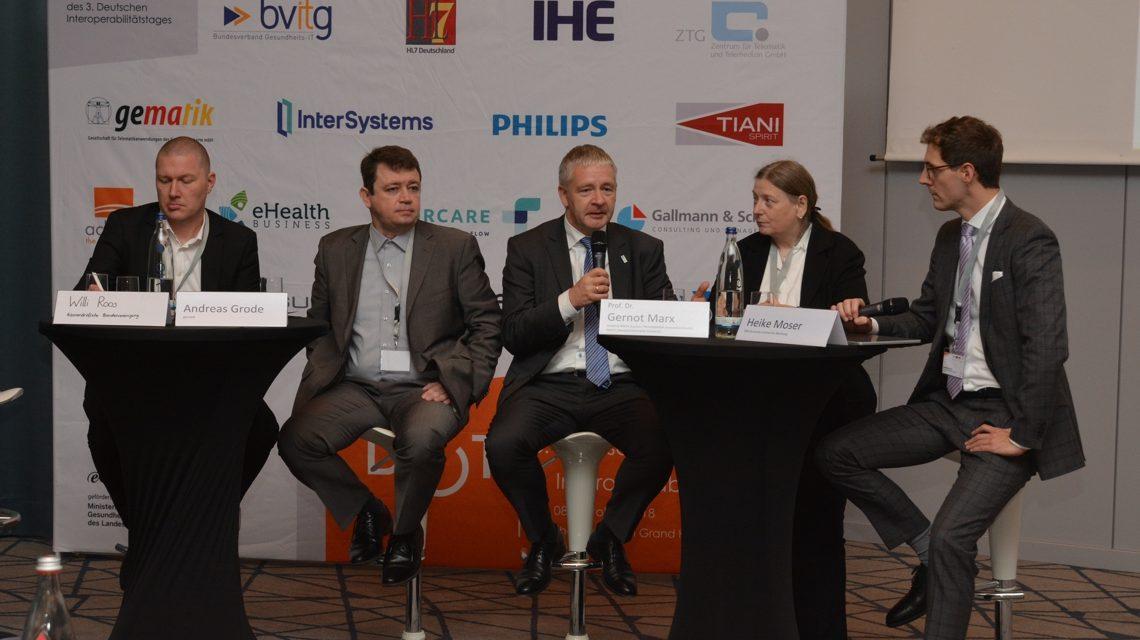 Elektronische Patientenakte: bvitg fordert Öffnung des Marktes für Drittanbieter