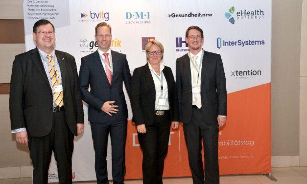 3. Deutscher Interoperabilitätstag: Zukunft vernetzter Patientenversorgung jetzt gestalten