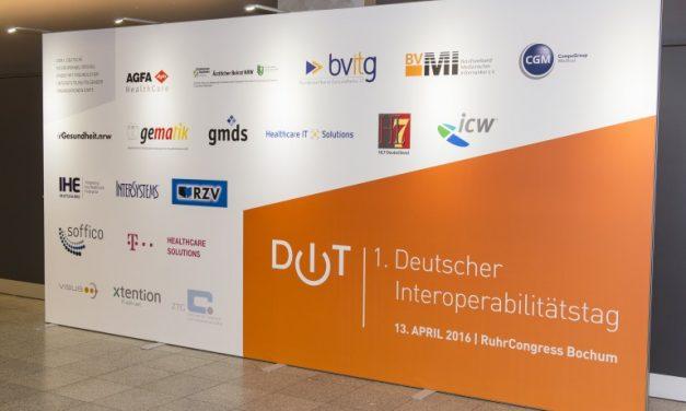 """""""2. Deutscher Interoperabilitätstag"""" und HL7-/IHE-Jahrestagung finden im Oktober 2017 statt!"""