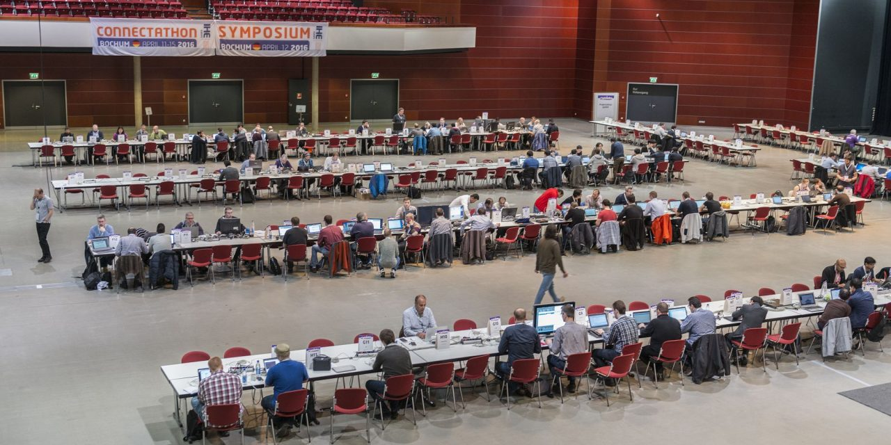 """RuhrCongress Bochum ist Schauplatz für Europas größtes """"Testlabor'' für Health IT-Systeme"""